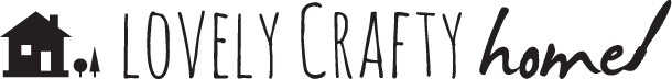 Lovely Crafty Home logo
